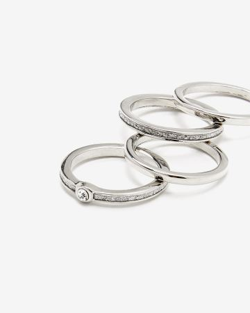 Set of 4 Rings