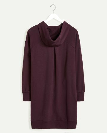 Long Sleeve Hooded Dress Hyba