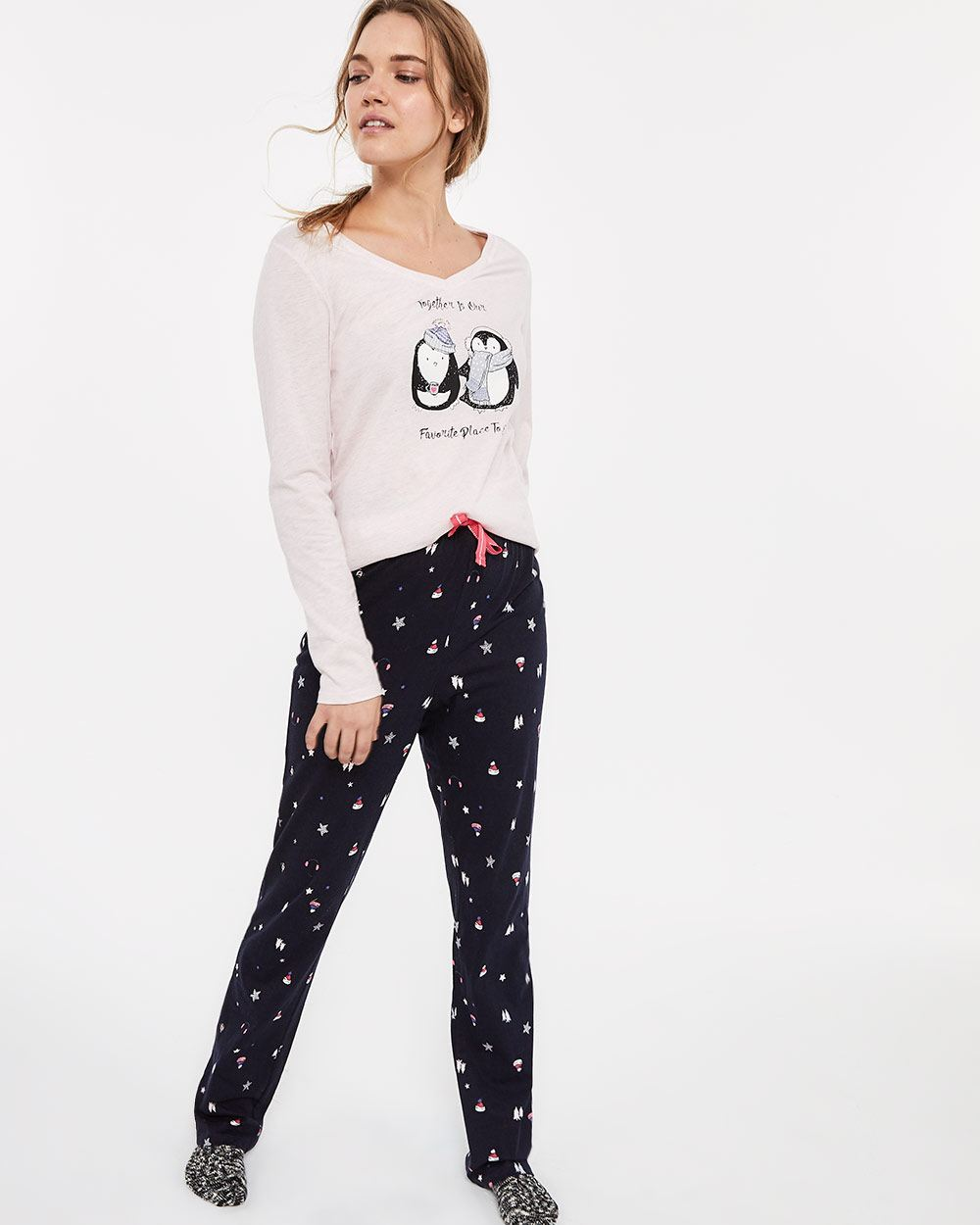 2cf092c33e Printed Cotton PJ Set