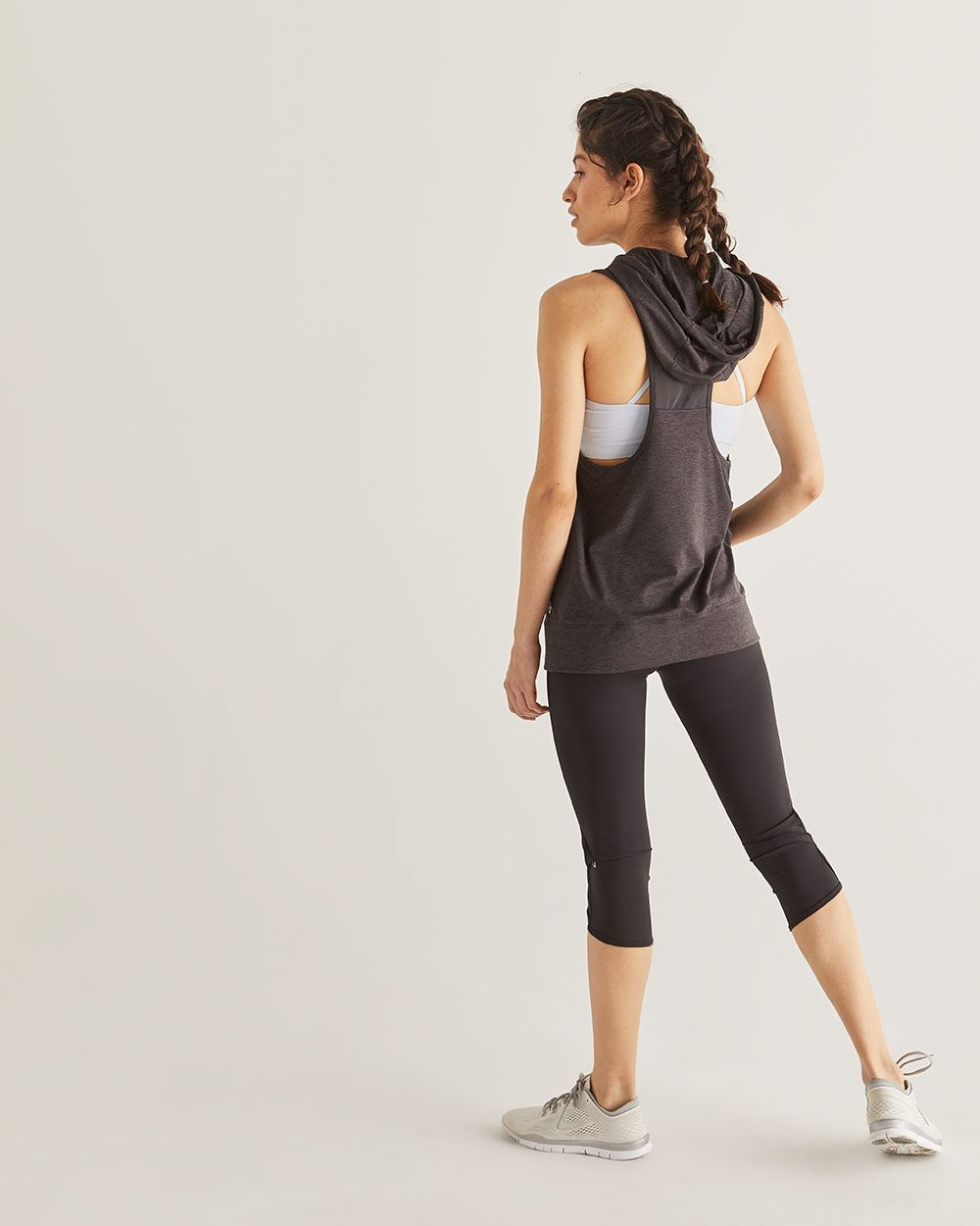 Hyba Sleeveless Ultra Soft Sweatshirt