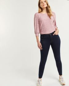 High Rise Skinny Jeans The Signature Soft