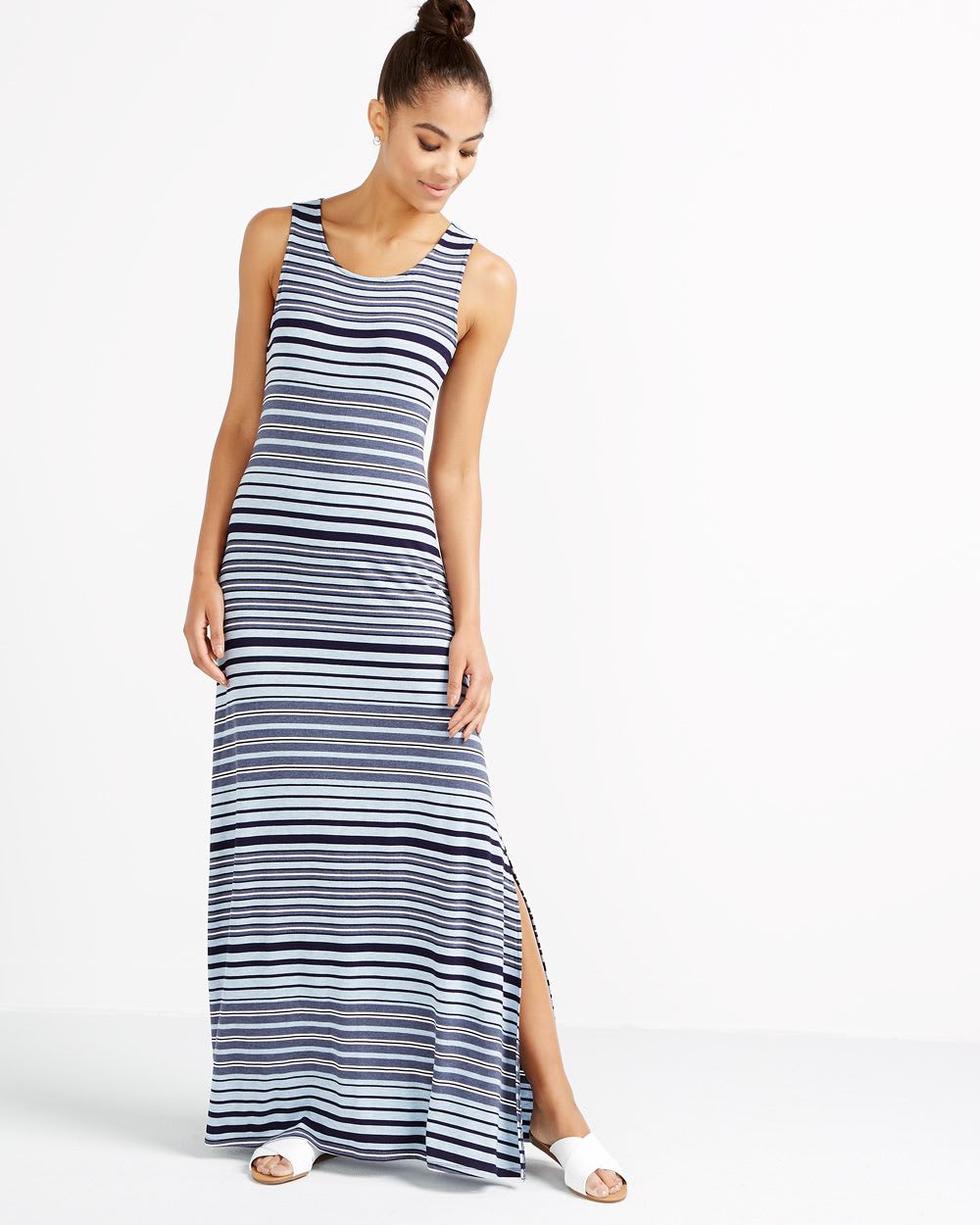 cc9582609d Striped Maxi Dress