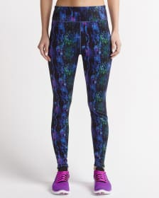 Hyba Printed Reversible Legging