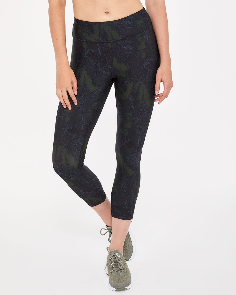 Hyba Fast Track Cropped legging