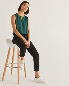 Black Skinny Jeans The Sculpting - Petite