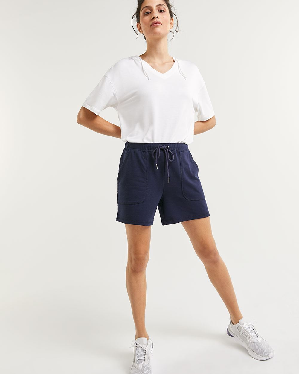 French Terry Shorts Hyba