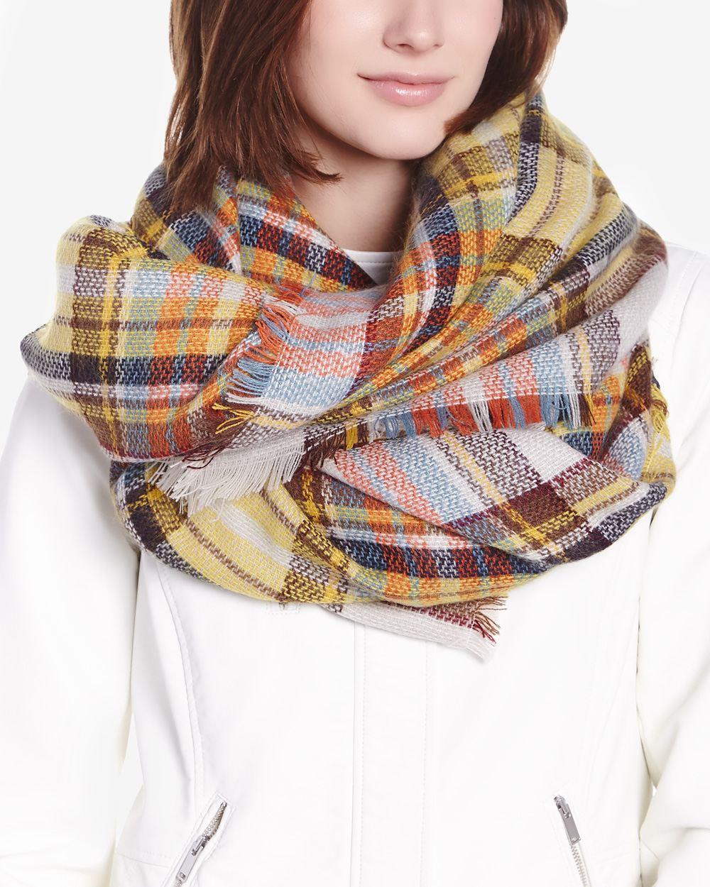 foulard carreaux reitmans