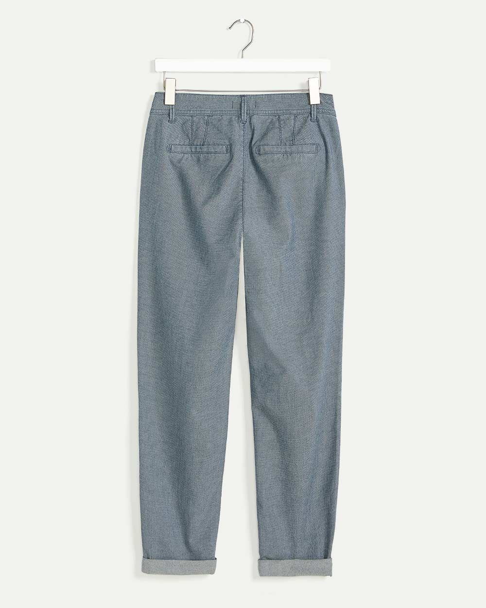Herringbone Chino Pants