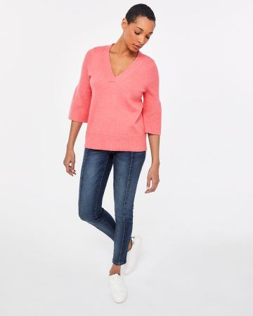 3/4 Pagode Sleeve Sweater