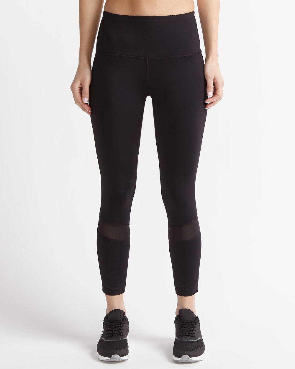 79e99130a5 Hyba Compression Cropped Legging | Women | Reitmans