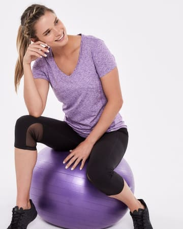 Hyba Levity Capri Legging