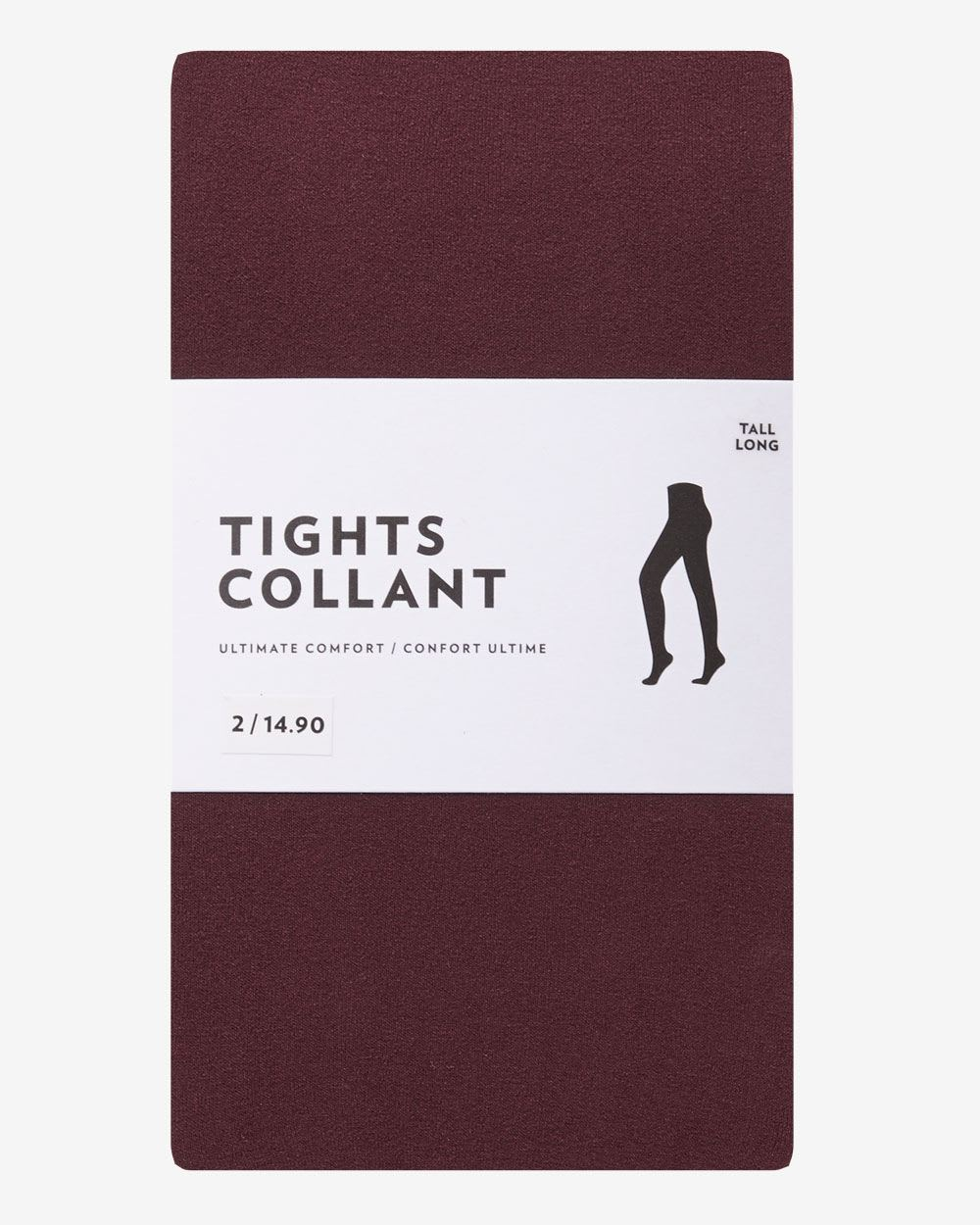 Solid-Coloured Tights