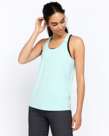 Hyba Solid UV Tank Top