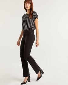 The Iconic Bootcut Pull On Pants - Petite