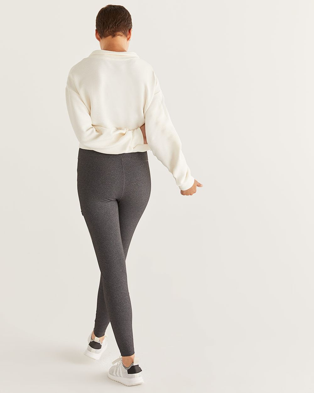 Hyba Ankle Leggings with Side Pocket