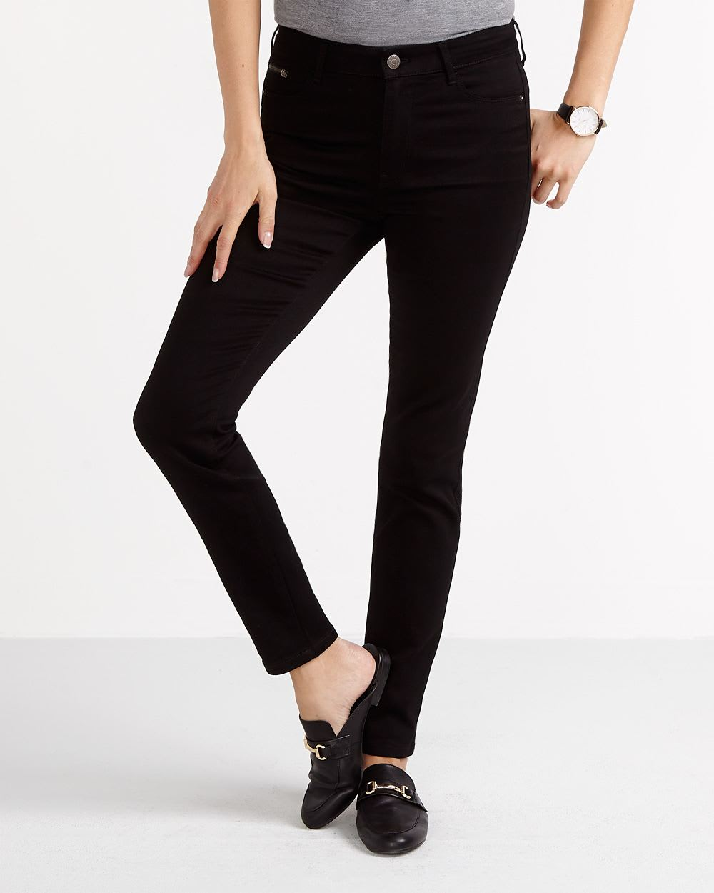 bbab6acb1e High Rise Skinny Jeans. (18). read 18 reviews