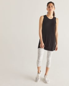 Hyba French Terry Tunic Tank