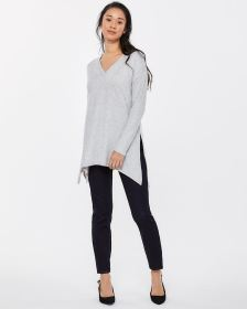 4-way V-neck Sweater