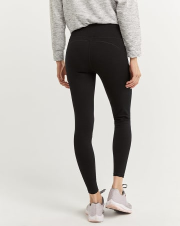 Hyba Black Sculptor Leggings
