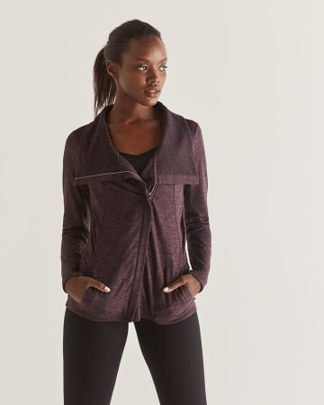 Hyba Asymmetrical Jacket