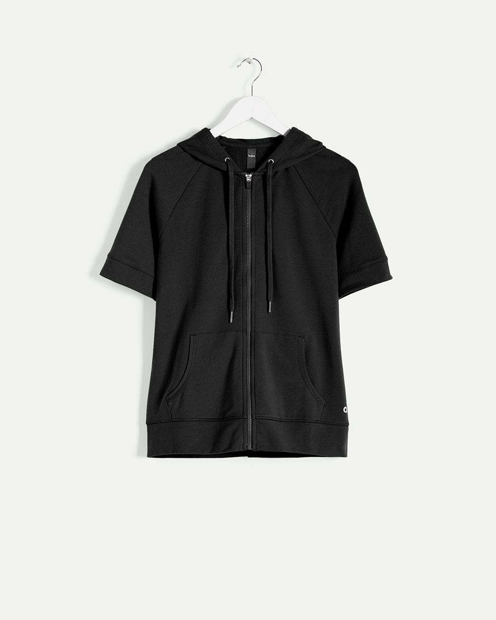 Short Sleeve Hooded Jacket Hyba