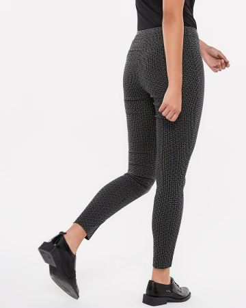 The Iconic Pattern Leggings