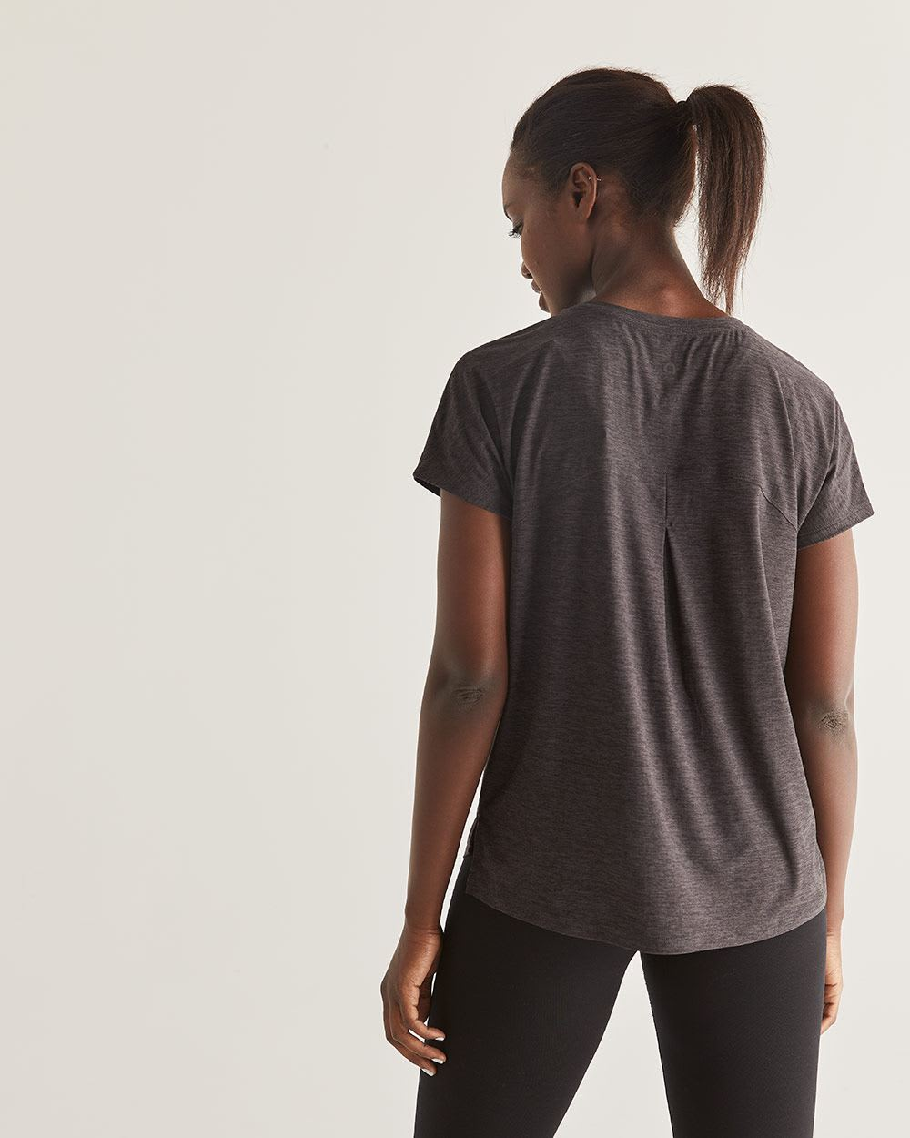 Hyba Ultra Soft Crew Neck Tee