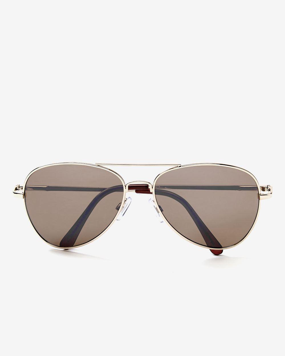 lunettes de soleil aviateur classique femmes reitmans. Black Bedroom Furniture Sets. Home Design Ideas
