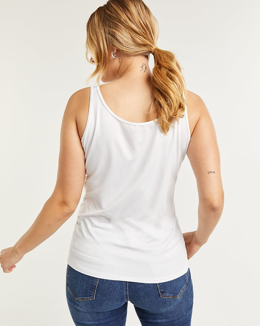 R Essentials Tank Top