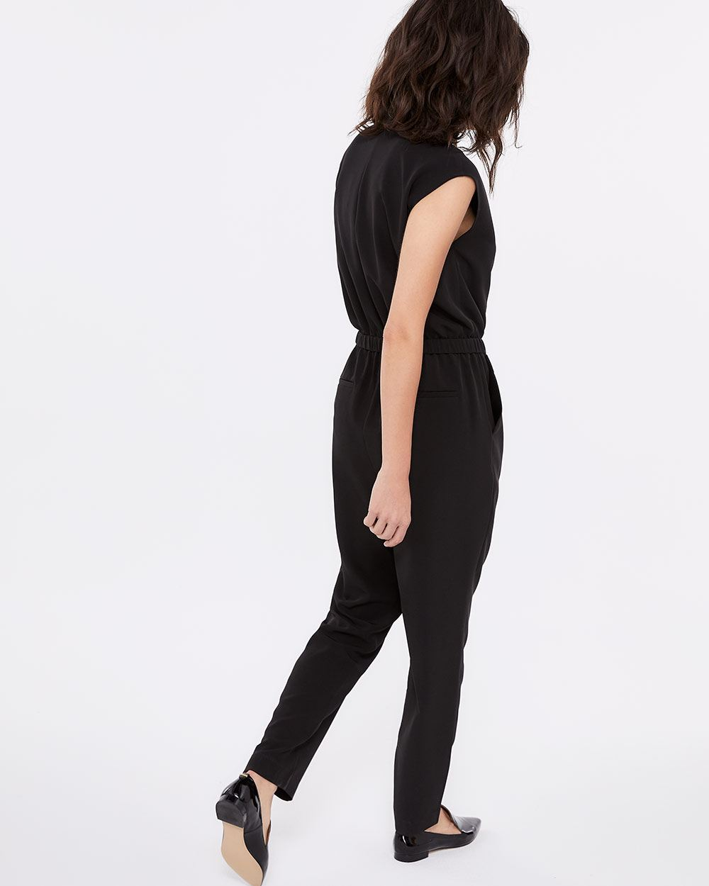 Willow & Thread Solid Jumpsuit