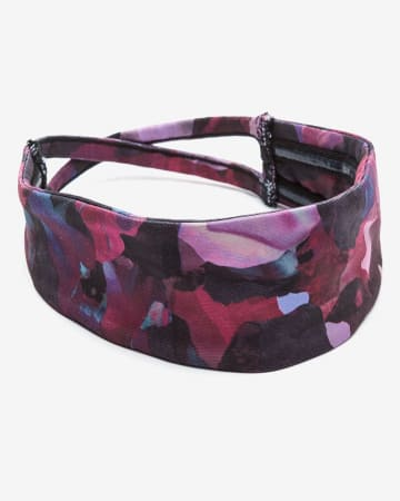 Hyba Two-Strap Printed Headband