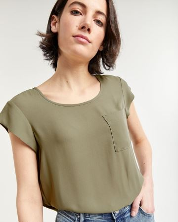 Blouse à une poche R Essentials