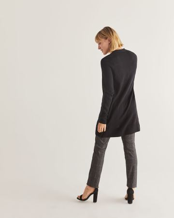 Long Sleeve Open Cardigan