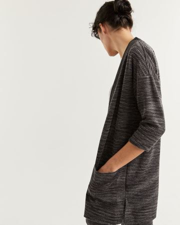 Open Cardigan with Pockets Hyba