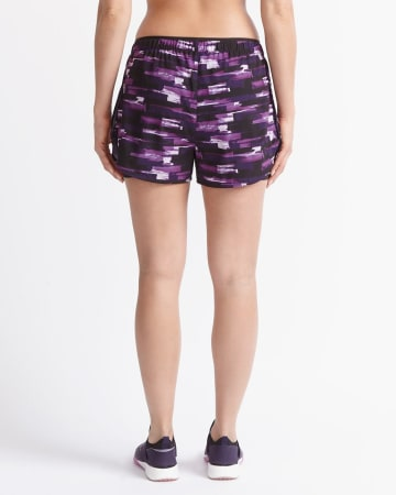 Hyba Printed Running Shorts