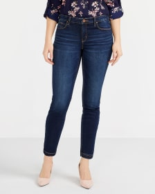 The Skinny Sculpting Ankle Jeans