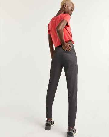 Slim Pants with Pockets Hyba