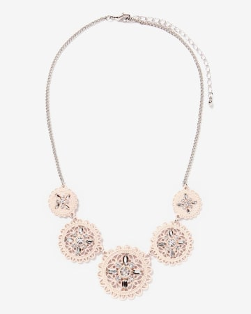 5-Pieces Filigree Necklace