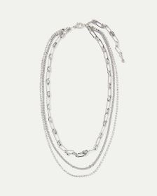 3-Layer Chain Necklace