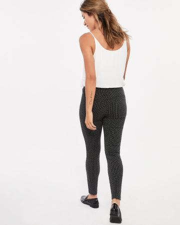 The Petite Iconic Pattern Leggings