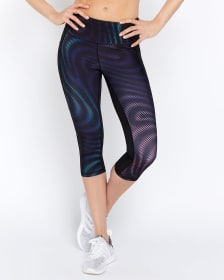 Hyba Cropped Running Legging