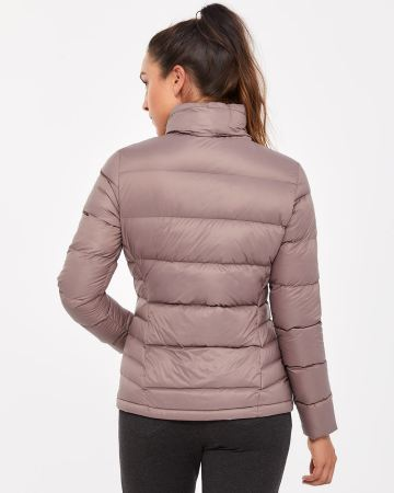 Hyba Quilted Packable Coat