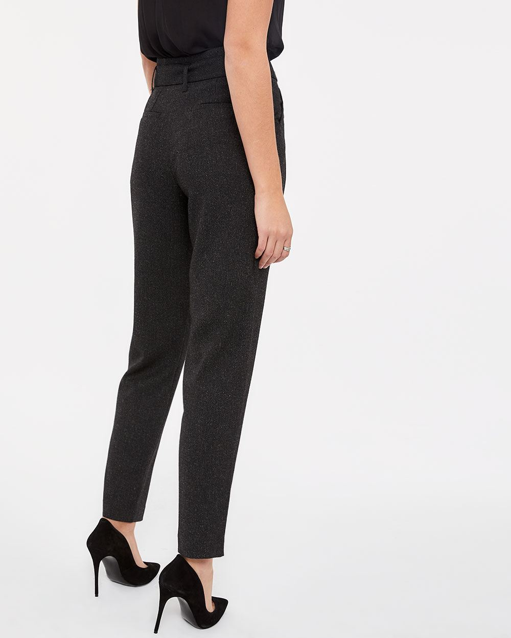 Tall Paper Bag Waist Pants