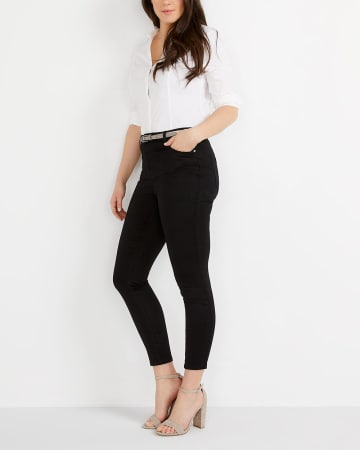 The Signature Soft High Rise Skinny Jeans