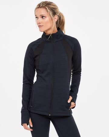 Hyba Mock Neck Jacket