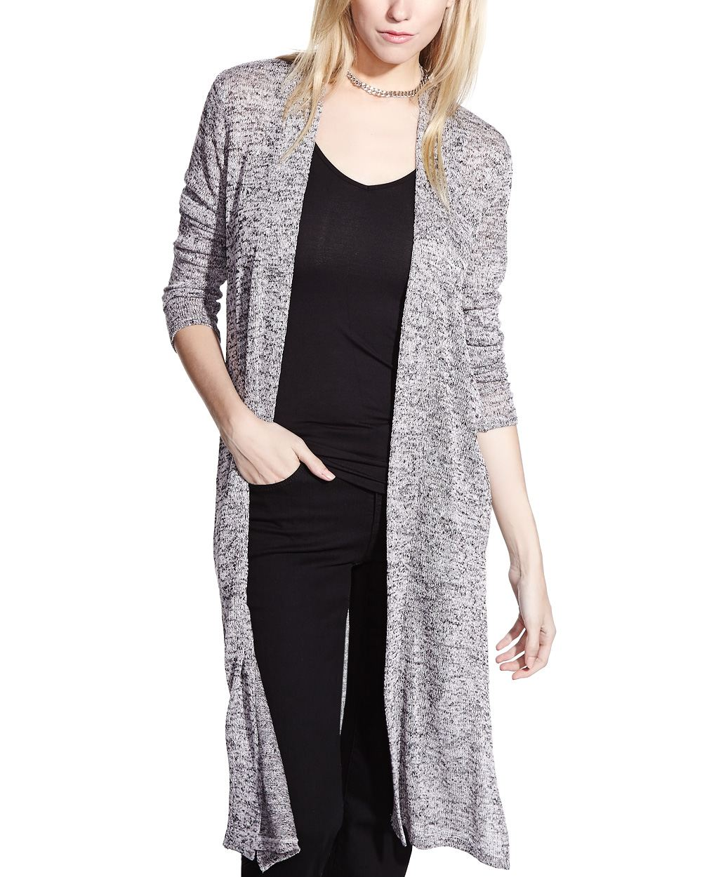 Long Open Cardigan | Women | Reitmans