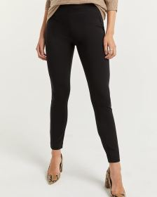 Legging Le Stretch Moderne noir - Long