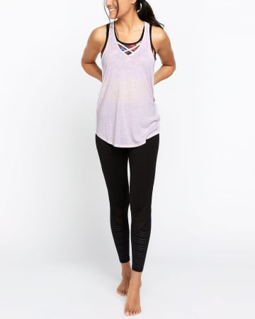 Hyba Lattice Tank Top