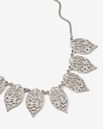 7-Pieces Filigree Necklace