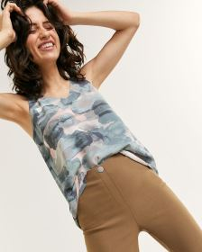 NEW Printed Reversible Cami R Essentials